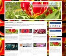 Snapshot---Gloriosa-Responsive-Wordpress-Theme